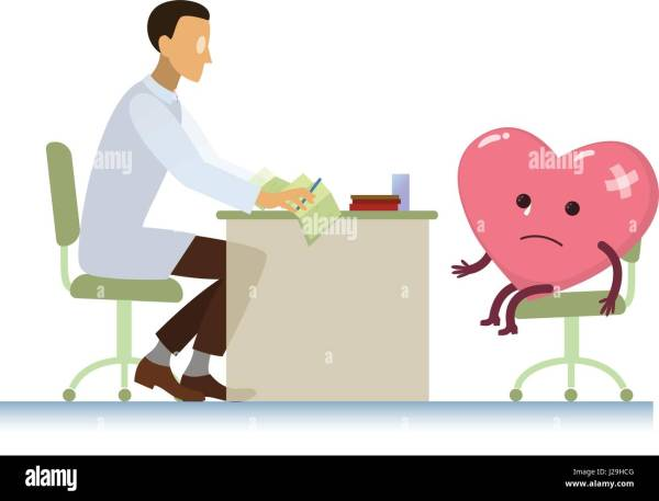 Heart Disease Stock Vector - Alamy