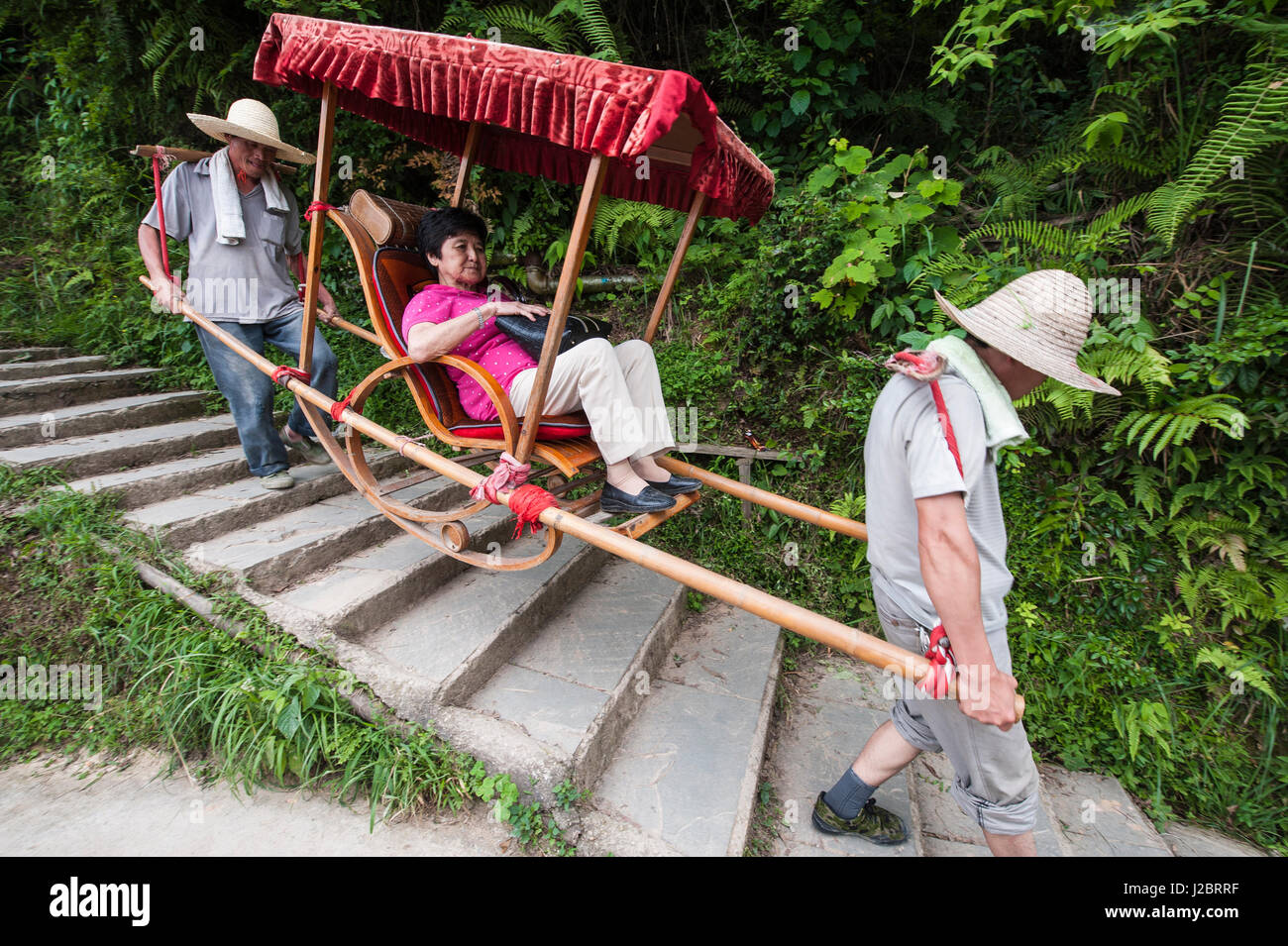 chinese wedding sedan chair office chairs houston texas stock photos and images alamy