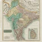Hindoostan British India Ceylon Sri Lanka Hindustan Thomson Stock Photo Alamy