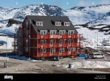 Hotel Arctic Greenland Stock &
