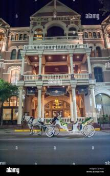 Driskill Hotel Austin Texas Usa Editorial