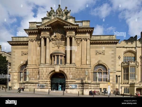 Bristol Museum And Art Stock &