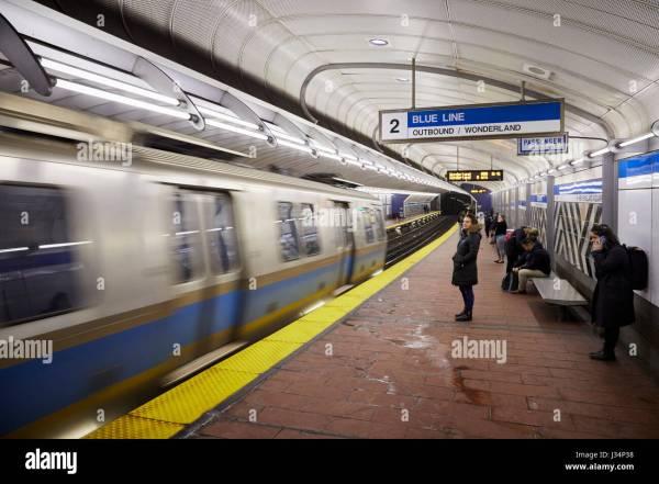 Andrew Station Boston MBTA Line