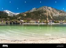 Alpen Dorf Stock & - Alamy