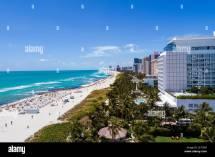 Miami Florida Beach Sand