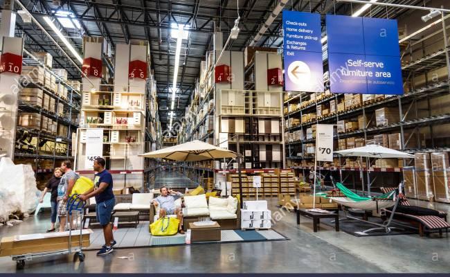 Miami Florida Ikea Store Retailer Furniture Home