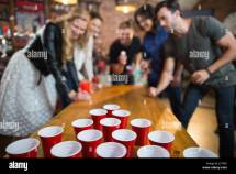 Beer Pong Stock &