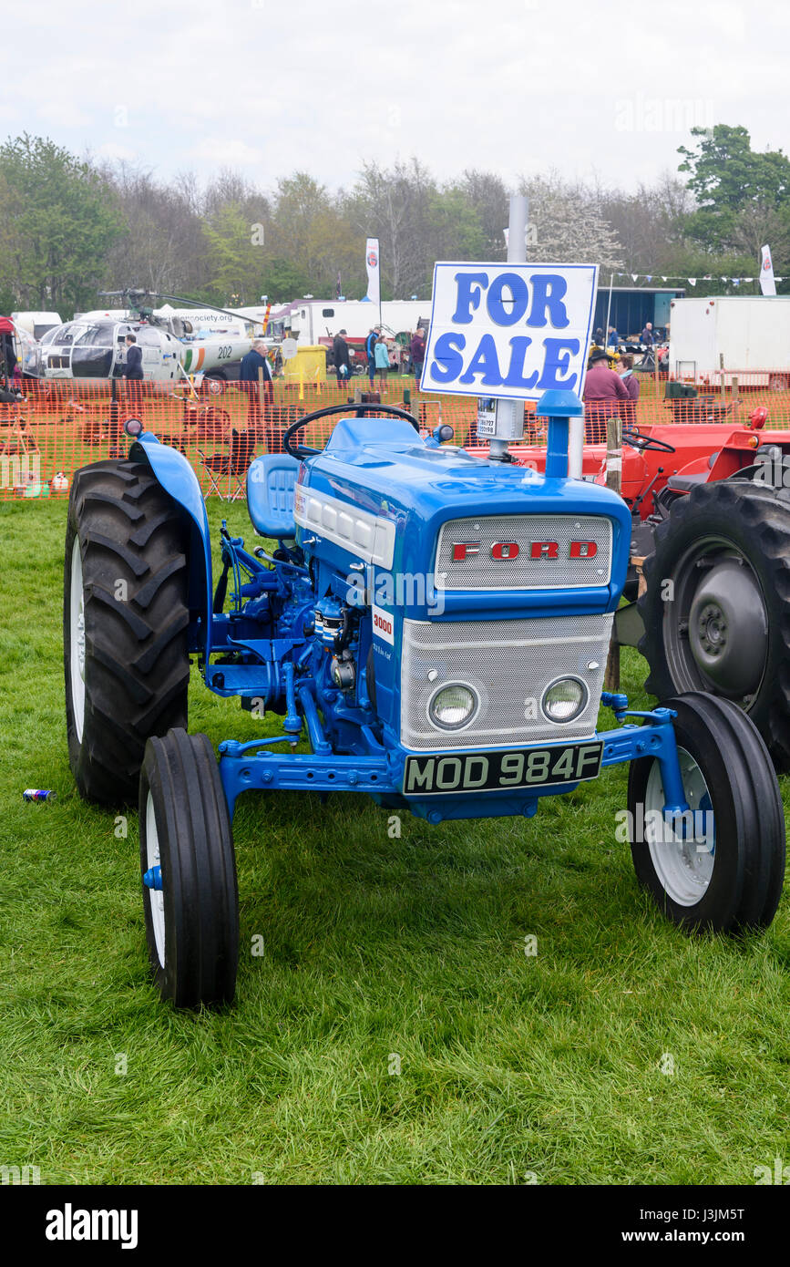 Classic Tractors For Sale : classic, tractors, Classic, Tractor, Resolution, Stock, Photography, Images, Alamy