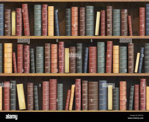 Old Book Shelf Texture
