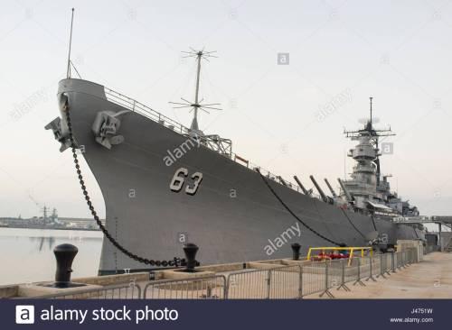 small resolution of u s s missouri bb 63 an iowa class battleship ford island pearl harbor