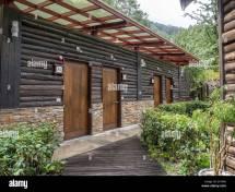 Hot Springs Resort Area Stock &