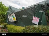 Fumigation Tent Stock Photos & Fumigation Tent Stock