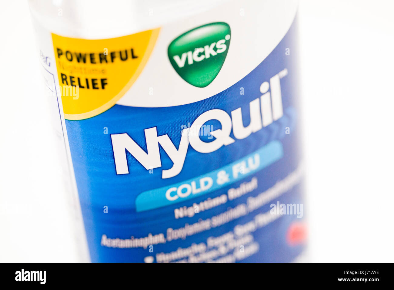 nyquil stock photos nyquil