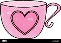 cute tea cup icon Stock Vector Art & Illustration, Vector ...