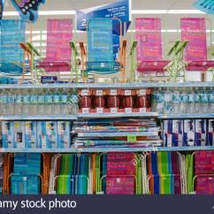 Walgreens Beach Chairs Ergonomic Chair Nairobi Miami Florida Pharmacy Drugstore Retail Display For Sale Folding Bottled Water