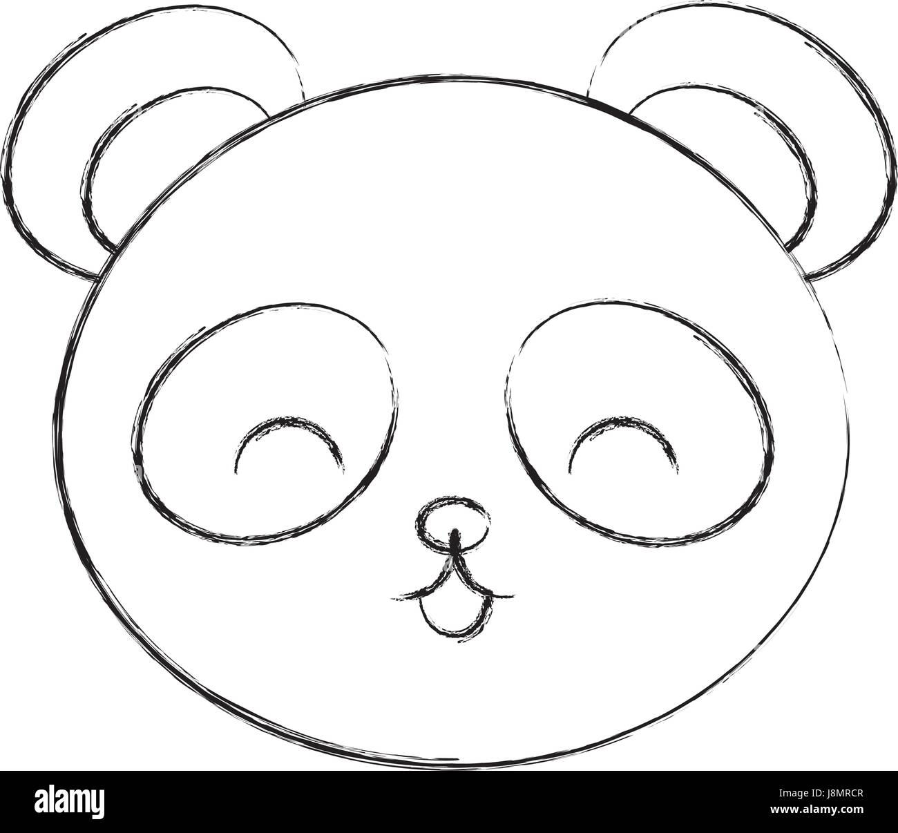 Cute Easy Bear Drawing Draw So Cute Videos Free Poster Look Back