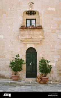 Maltese House Facades Pictures