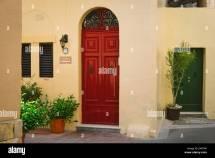 Malta Maltese Rabat Street Stock &
