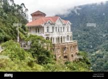 Tequendama Museum Falls Bogota