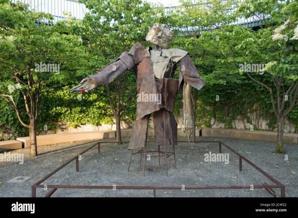 """""""hephaestus"""" Matthew Monahan Walker Sculpture"""