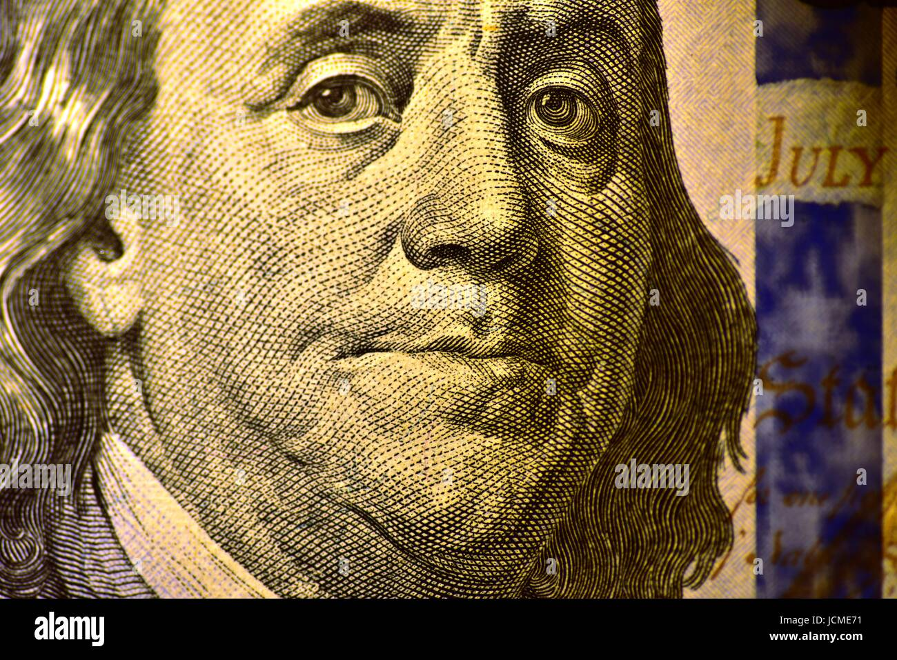 Benjamin Franklin And The United States Declaration Of