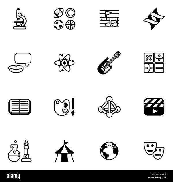 Math Symbols Cut Stock & - Alamy