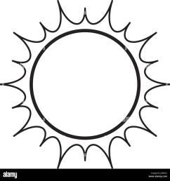 isolated big sun stock image [ 1300 x 1327 Pixel ]