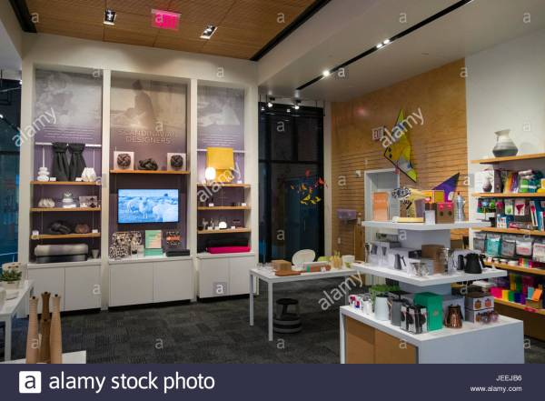 Museum Store Stock & - Alamy