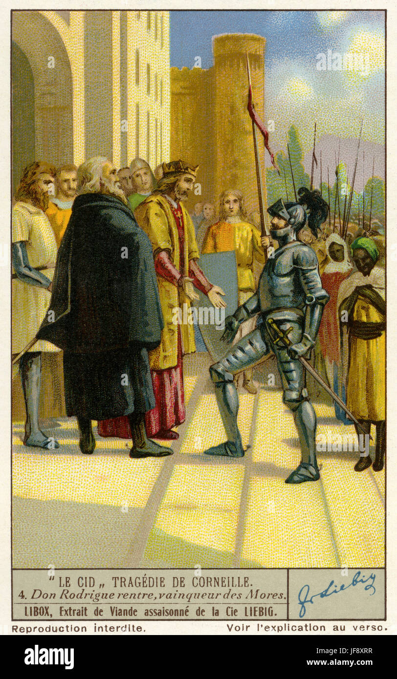 Le Cid Acte 3 Scene 4 : scene, Resolution, Stock, Photography, Images, Alamy