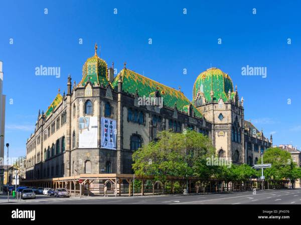 Budapest Museum Art Stock & - Alamy