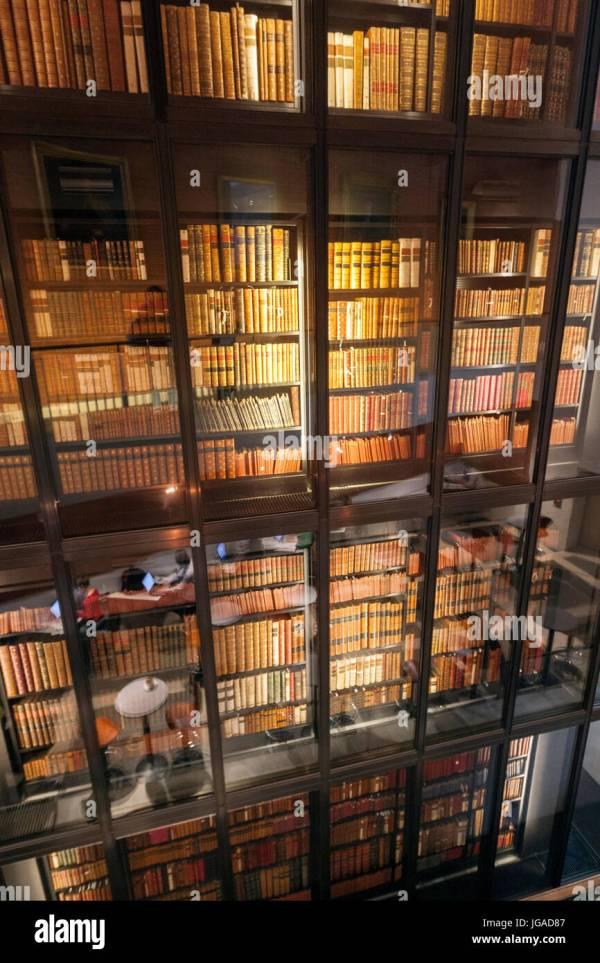 Bookshelf British Library National Of