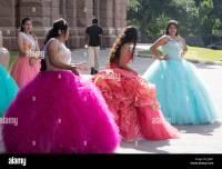 Teen girls wearing Mexican