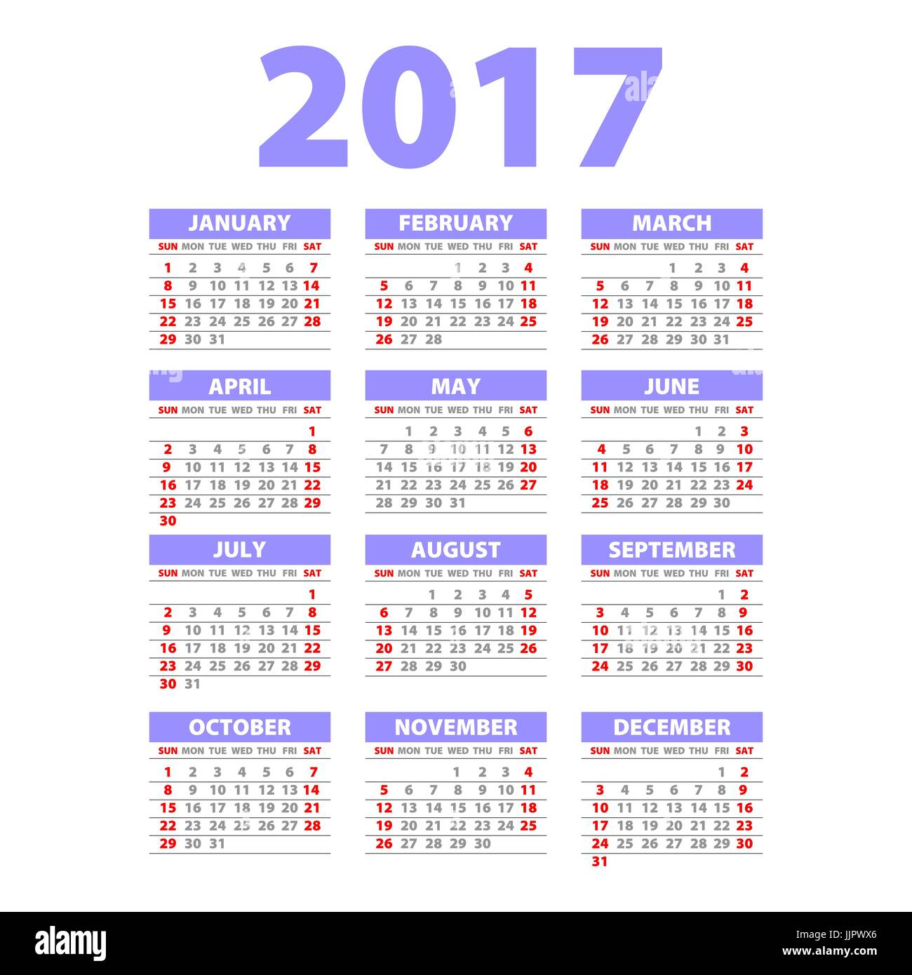 wallpapers 2017 Poster Calendar Template https www alamy com stock photo paper style 2017 full calendar template promotion poster vector design 149250030 html