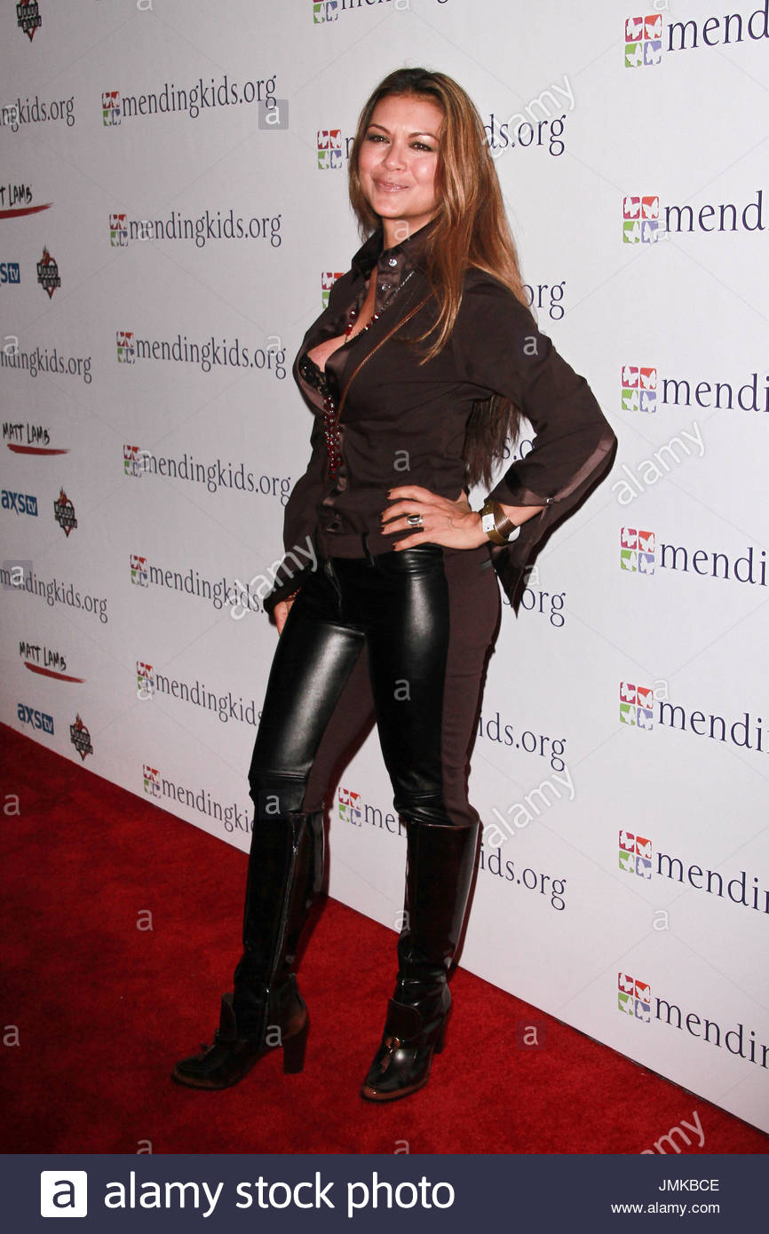 Nia Peeples Paris Hilton Mel Gibson Sylvester Stallone