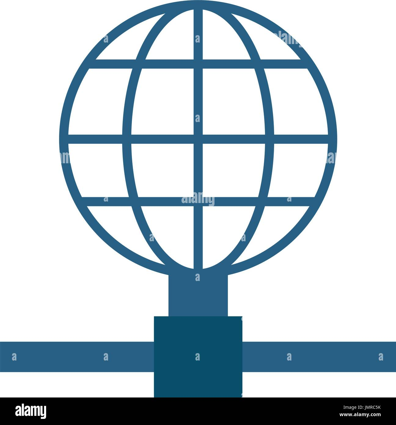 hight resolution of earth globe diagram global communications icon image