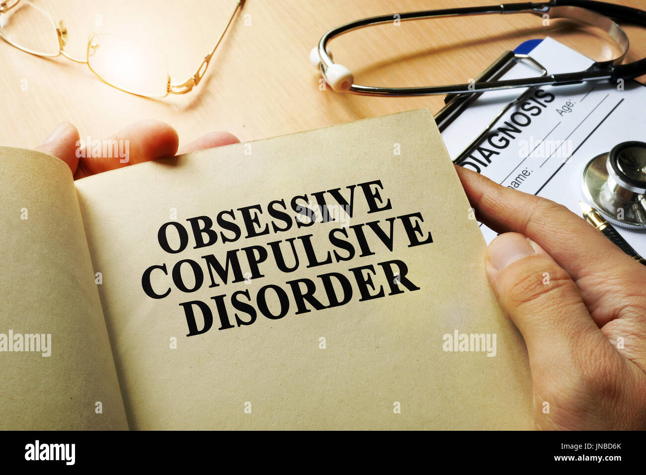 Obsessive Compulsive Disorder Stock Photos Amp Obsessive