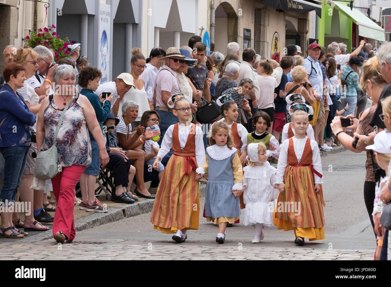 Breton Traditional Dress Stock Photos Amp Breton Traditional