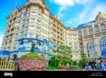 Tokyo Disney Stock & - Alamy