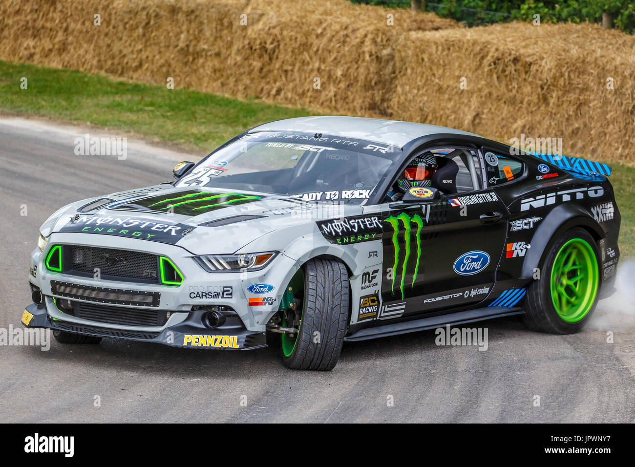 monster livery stock photos