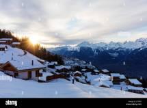 Verbier Switzerland Stock &