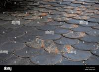 Slate Roof Laying Stock Photos & Slate Roof Laying Stock ...