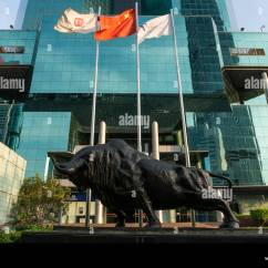 Shenzhen Stock Exchange Diagram Frost Stat Wiring S Plan Photos Bull Statue Outside Of A Major Market In China