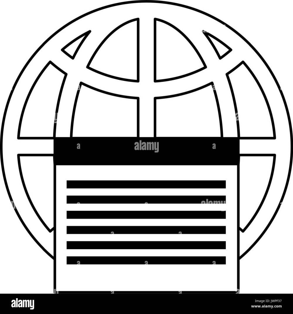 medium resolution of earth globe diagram communication icon image