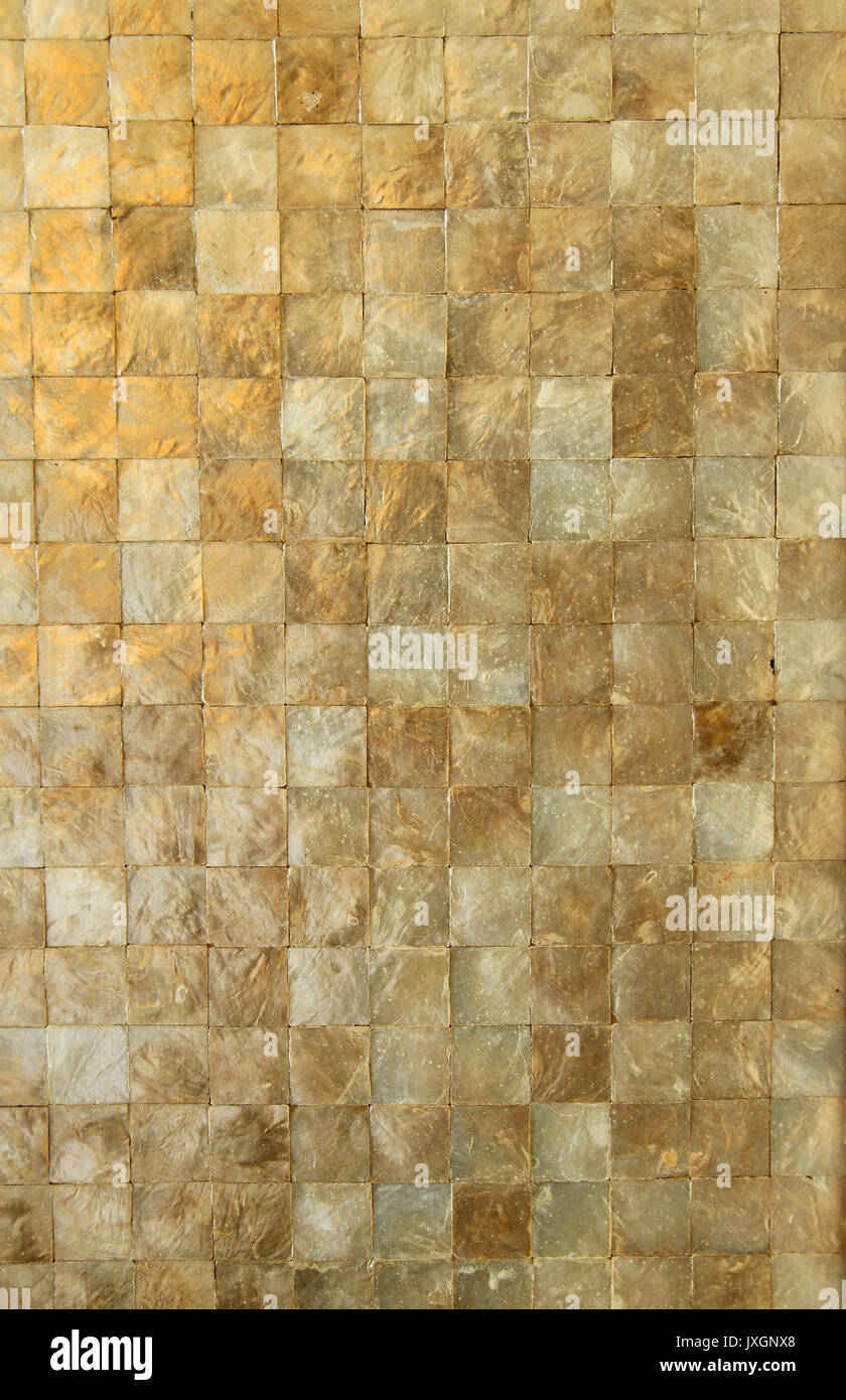https www alamy com marble floor or wall square tile pattern ochre brown texture image154032432 html
