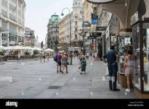 Graben Vienna Christmas