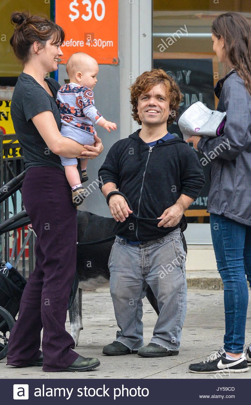 Erica Schmidt Peter Dinklage Baby