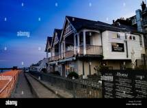 England Kent Deal Seafront Hotel Stock &