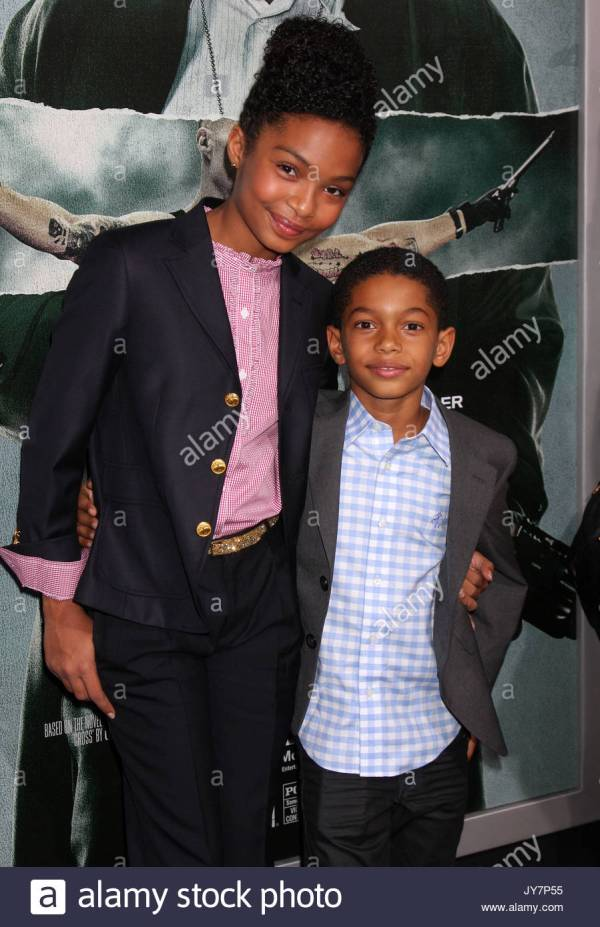 Yara Shahidi Alex Cross