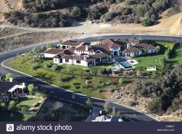 Britney Spears House Thousand Oaks