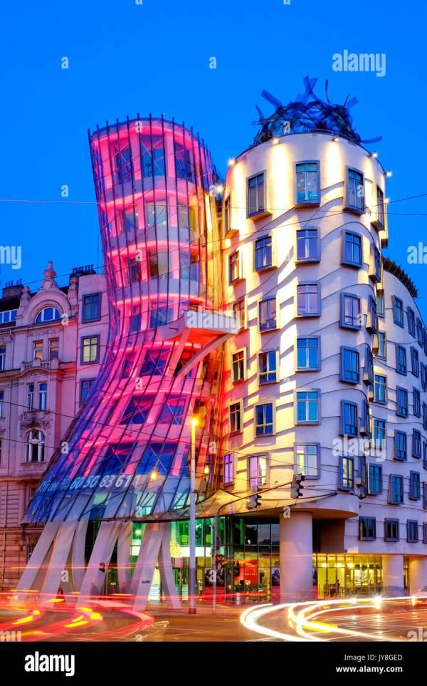 Dancing House Prague Czech Republic